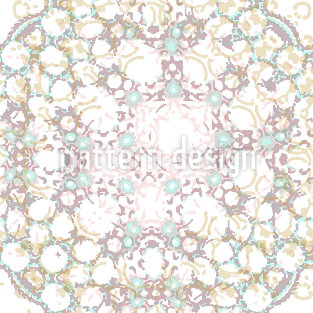Designtapete Der Ornamentalist