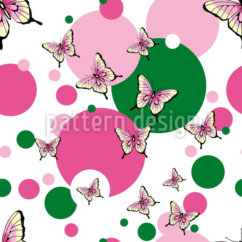 Designtapete Schmetterlinge