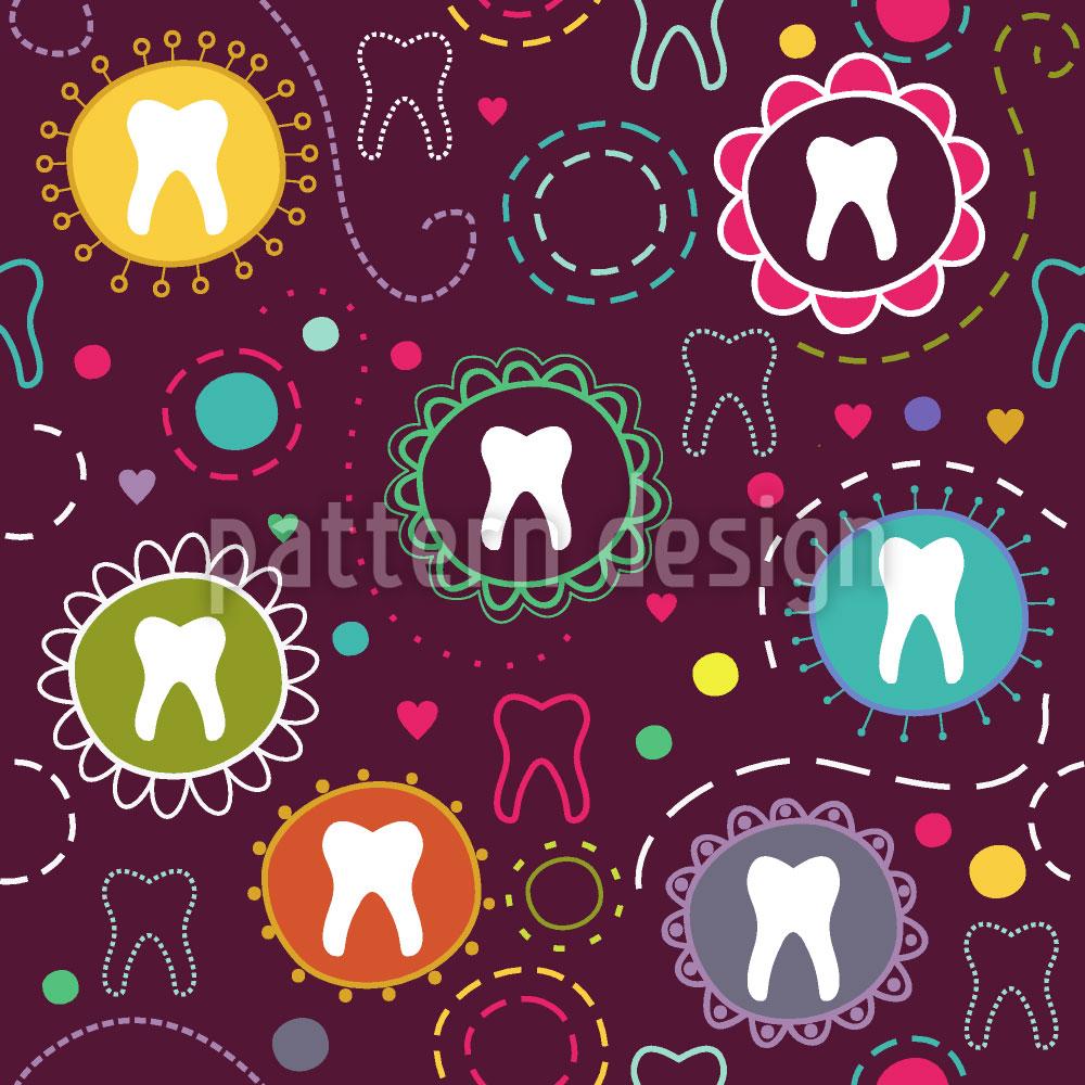 Designtapete Die Zahnfee