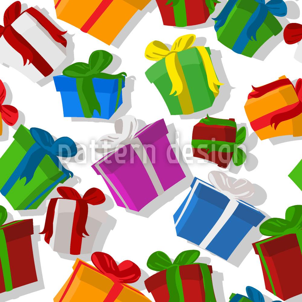 Designtapete Geschenk Für Dich