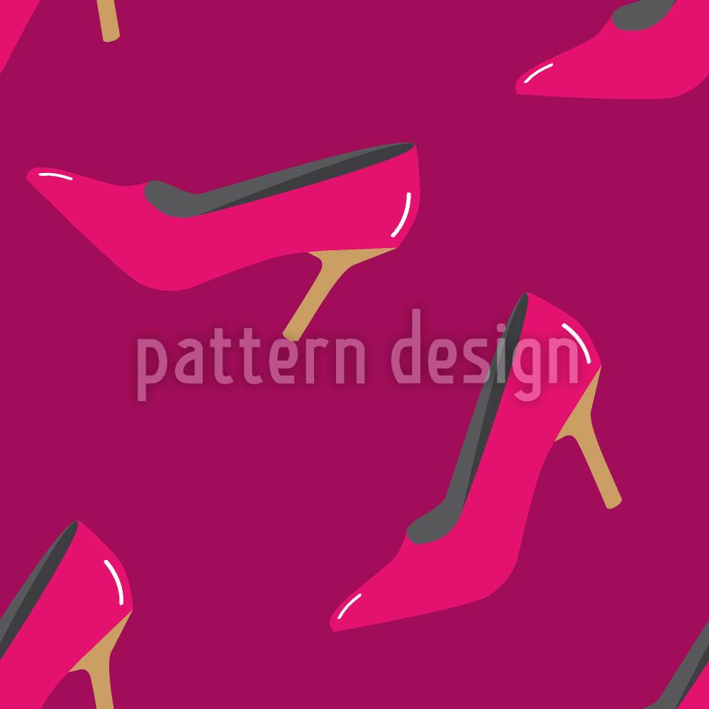 Designtapete Hot Heels
