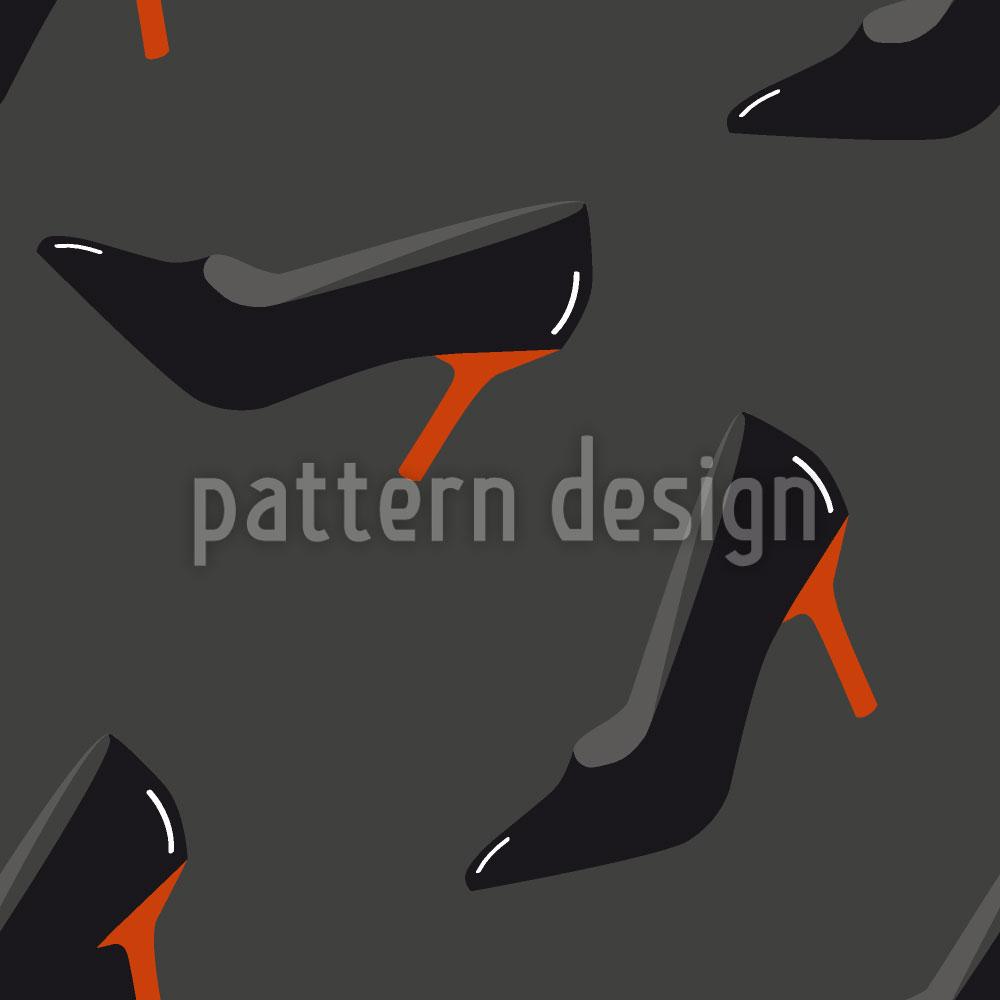 Designtapete High Heels