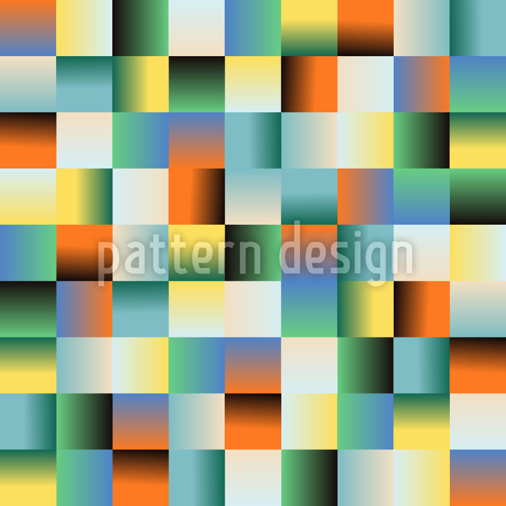 Designtapete Die Farben Von Cezanne