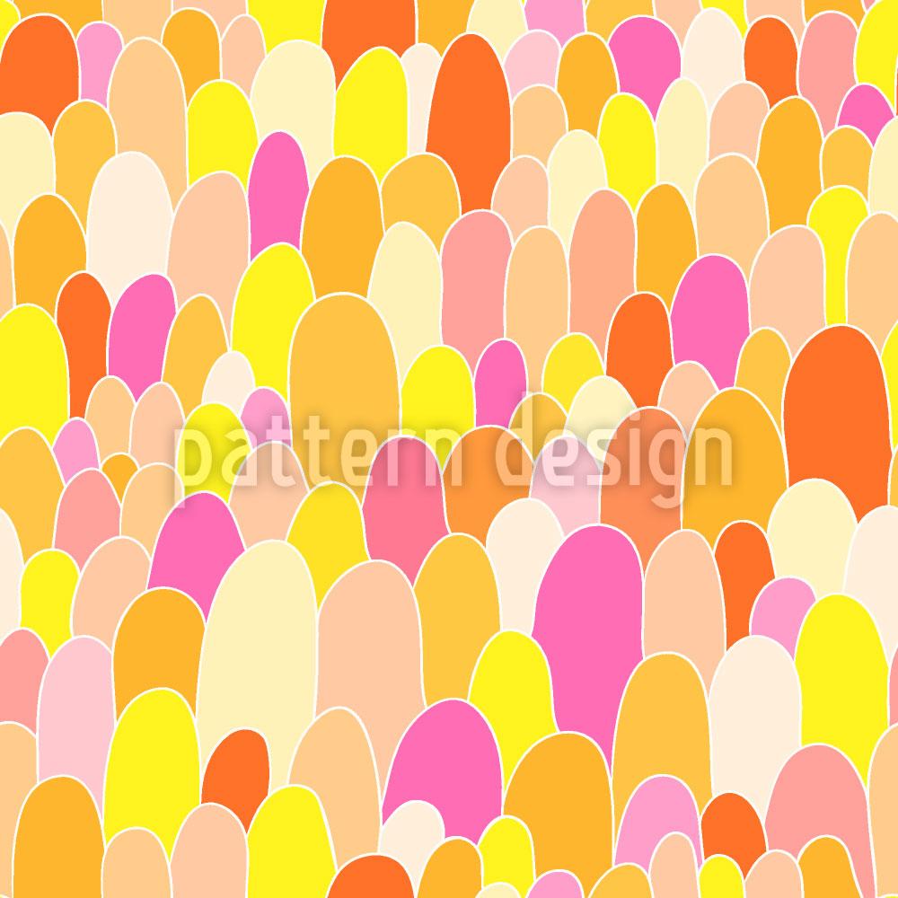 Designtapete Lollypop Sortiment