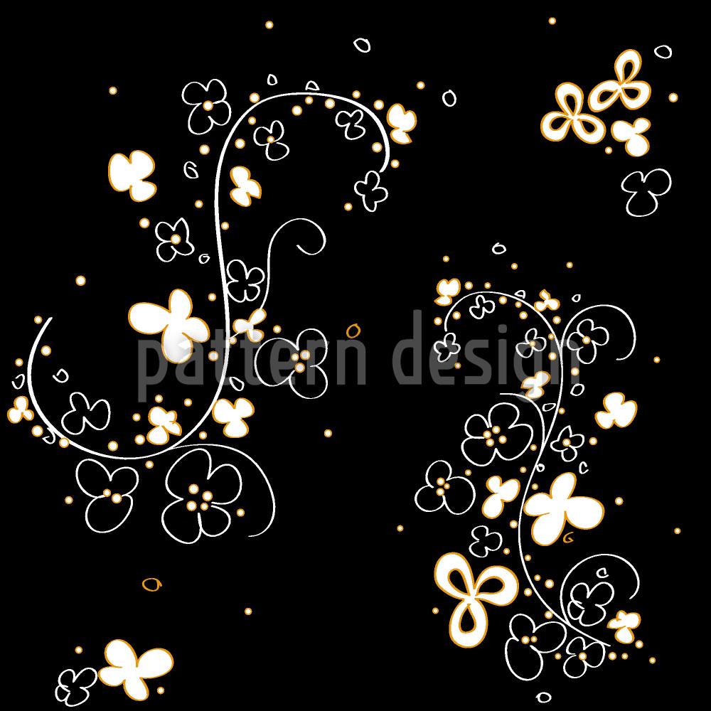 Designtapete Lumi Bei Nacht