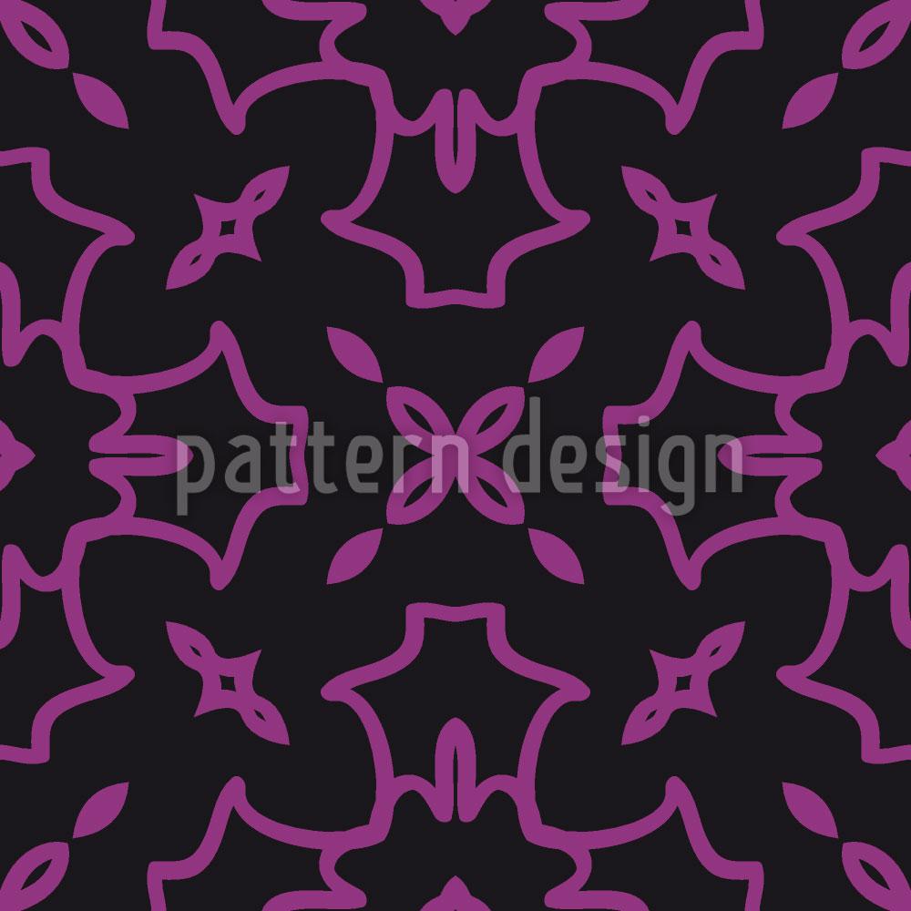 Designtapete Orient Disco