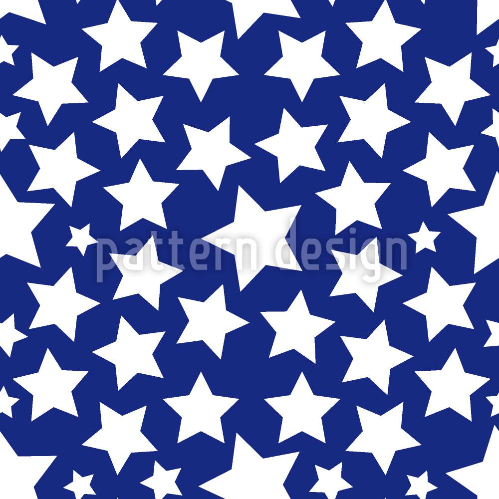 Designtapete Abertausend Sterne