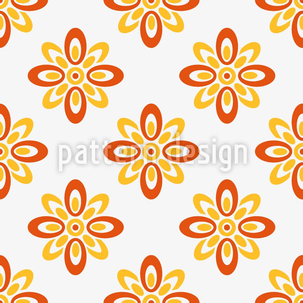 Designtapete Sonnenblum