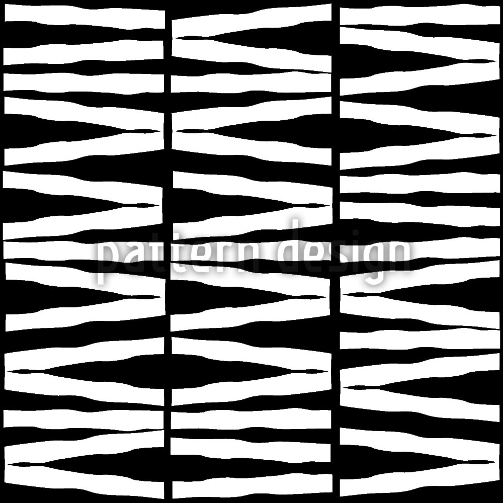 Designtapete Kein Zebrastreifen