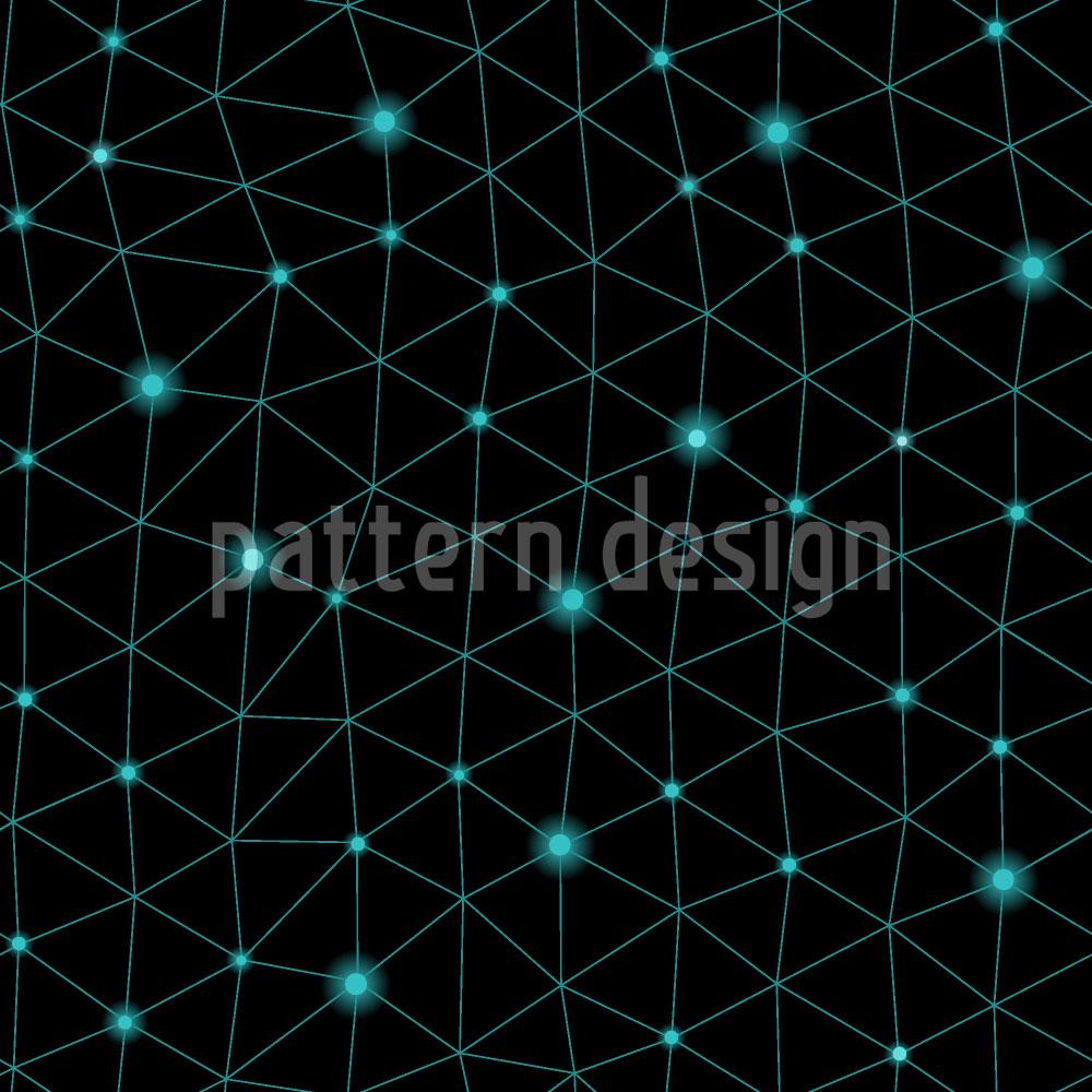 Designtapete Im Netz Des Kopernikus