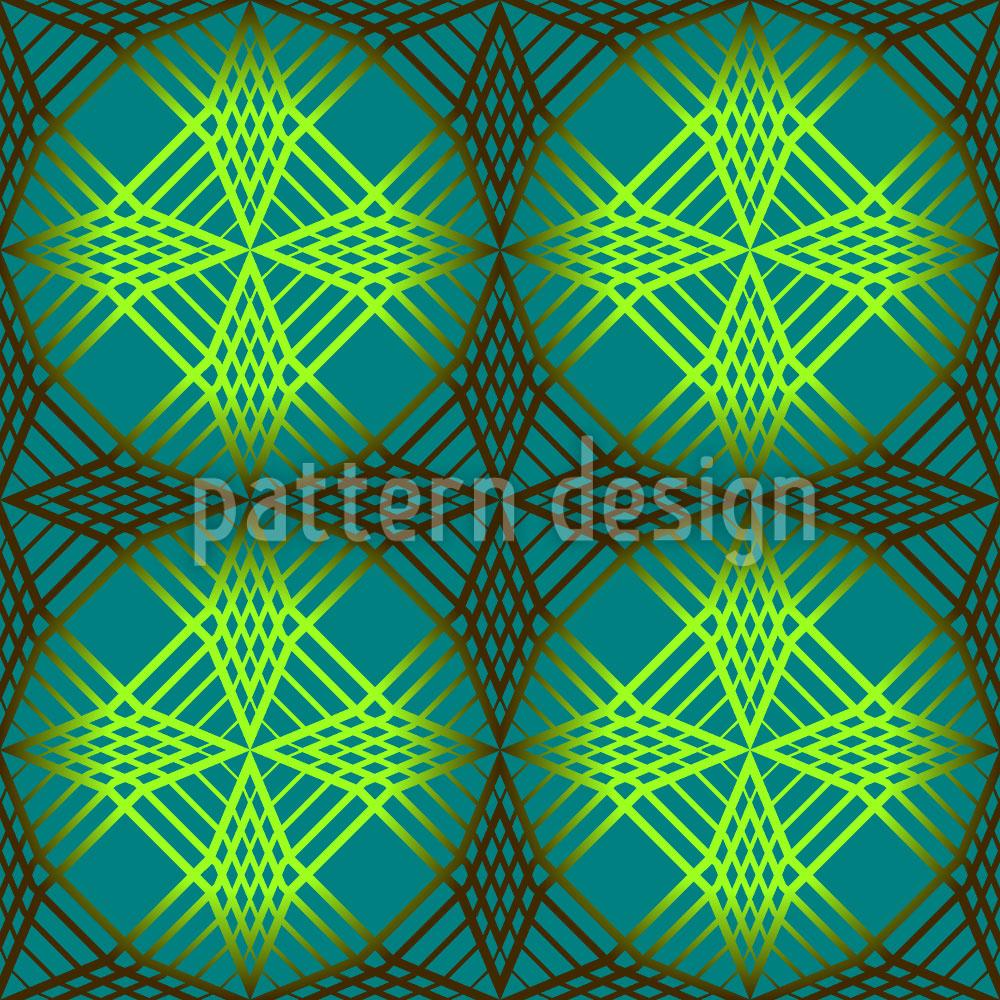 Designtapete Licht Körbchen