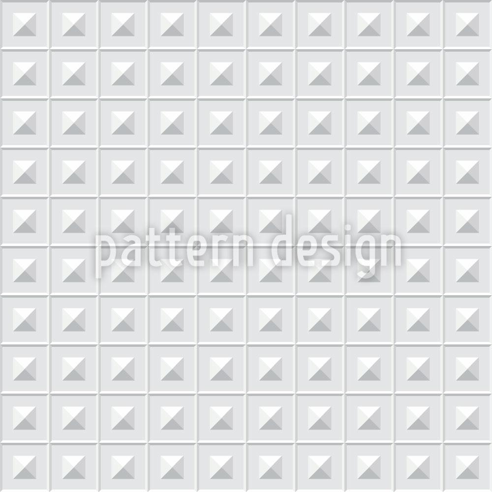 Designtapete Pyramiden Landschaft