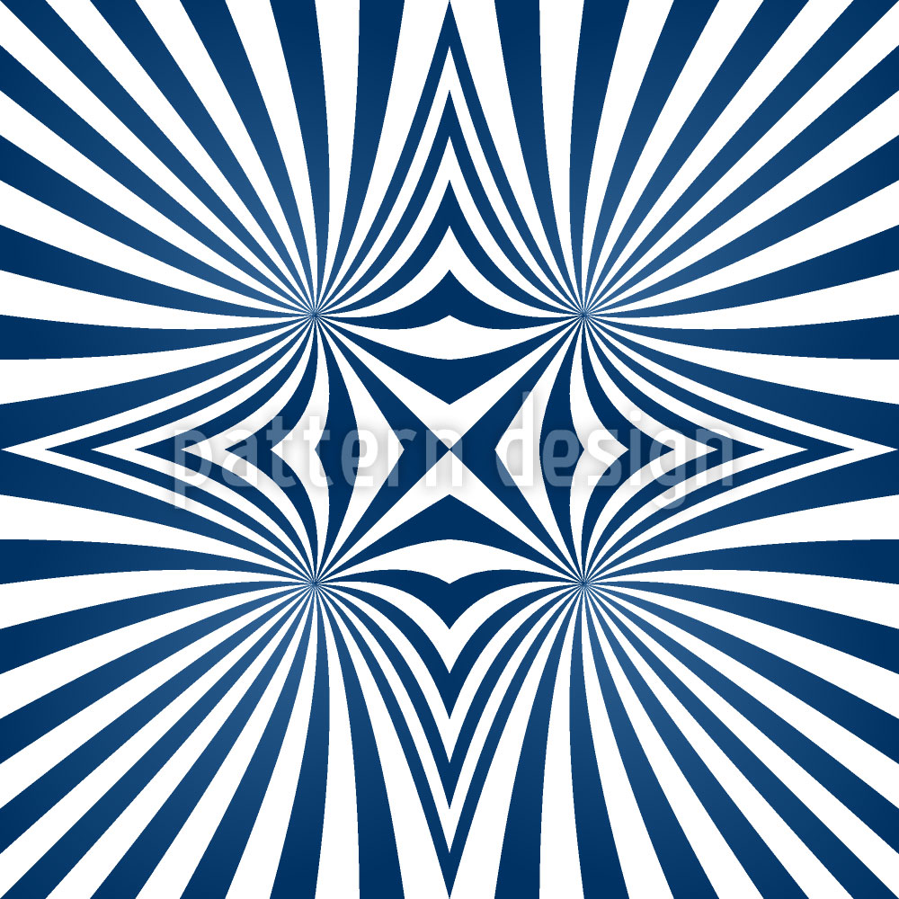 Designtapete Marine Hypnose