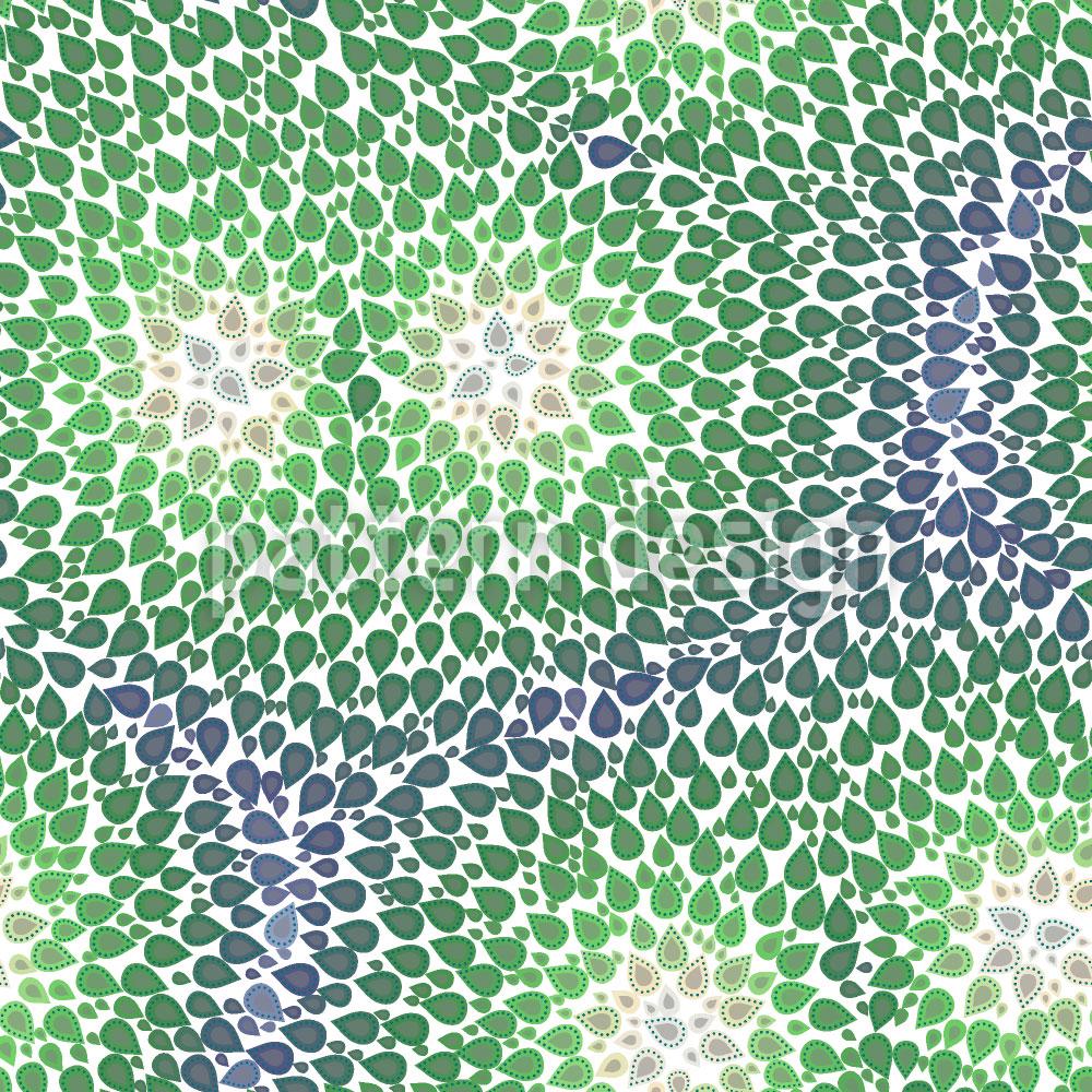Designtapete Monet Liebte Den Frühling