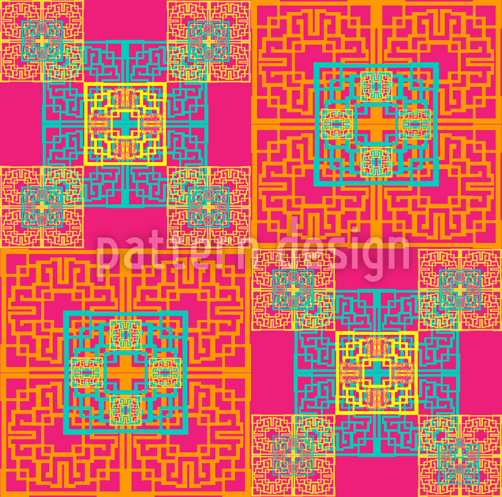 Designtapete Expression Oriental