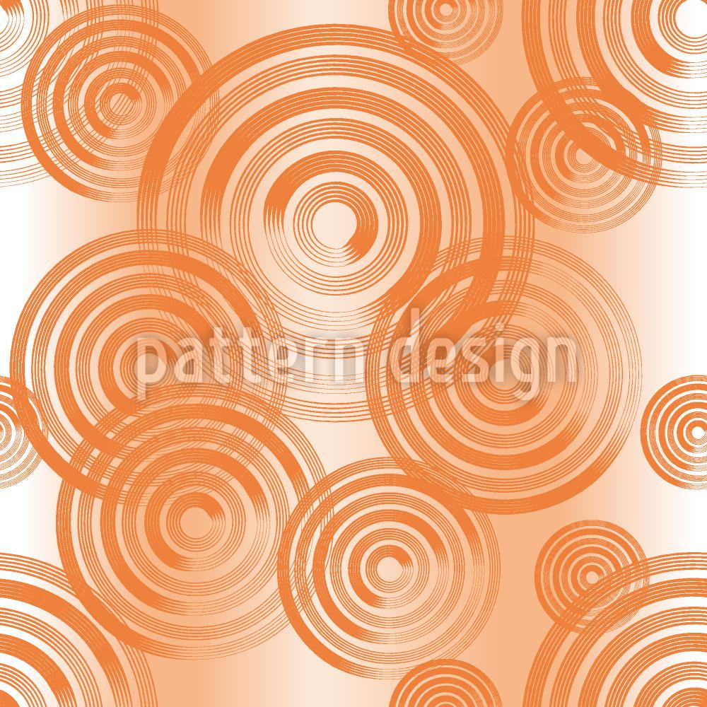 Designtapete Vibration