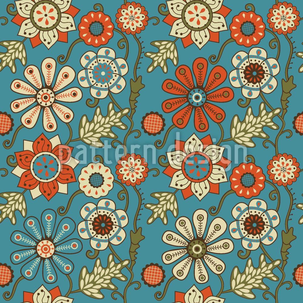 Designtapete Die Gartenträume Von Minsk