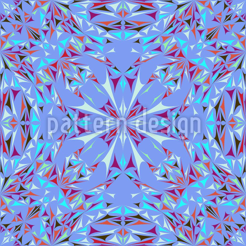 Designtapete Grafische Fragment Ergänzung