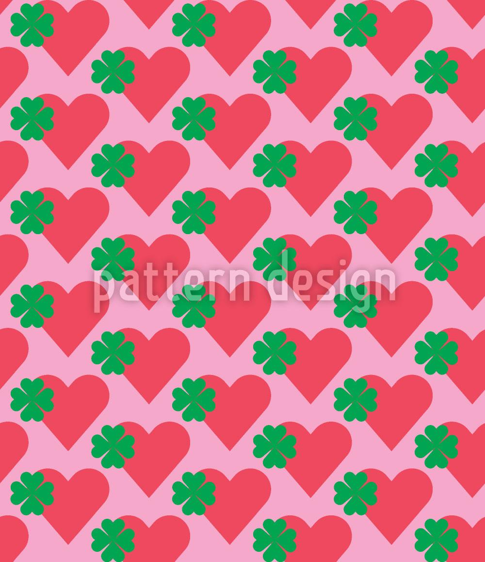 Designtapete Sweet Heart