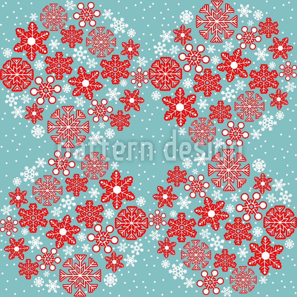 Designtapete Die Zeichen Der Weihnacht