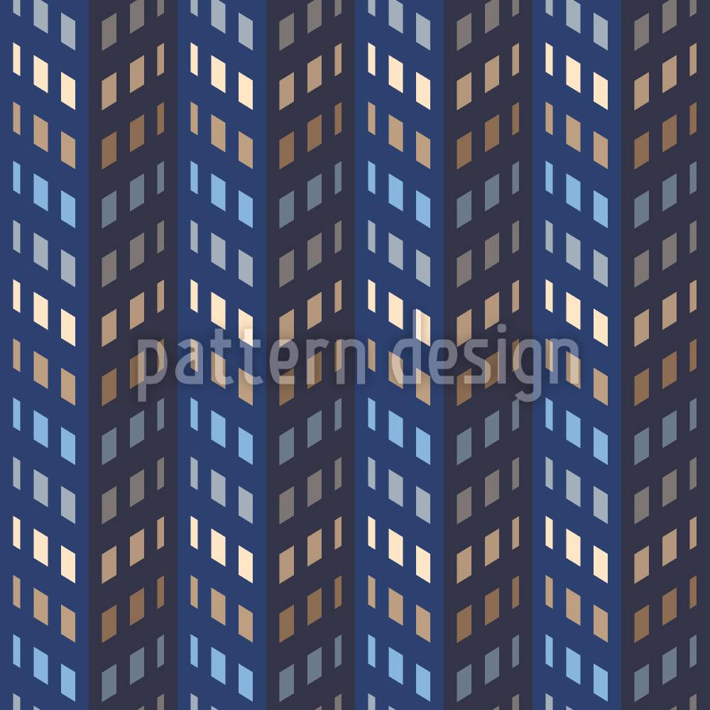 Designtapete Wolkenkratzerdesign