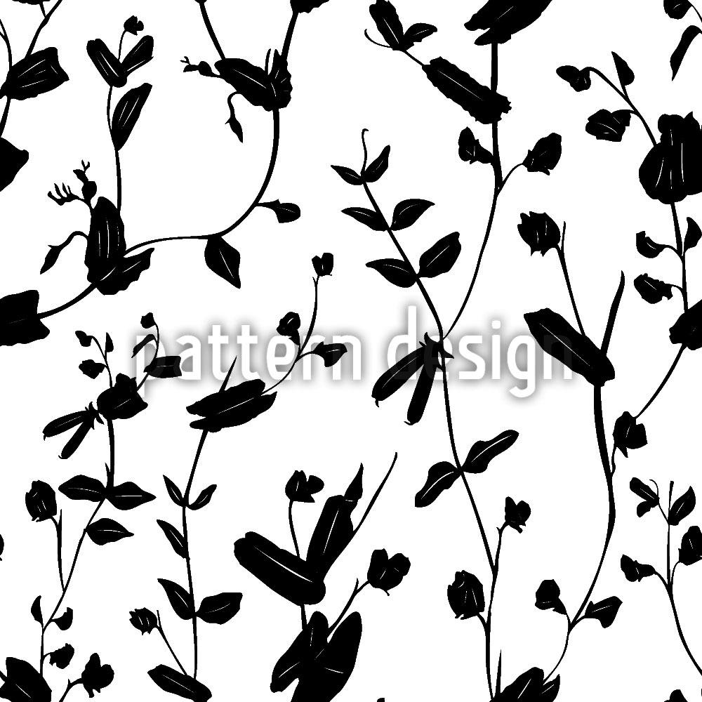 Designtapete Blumen Der Hoffnung