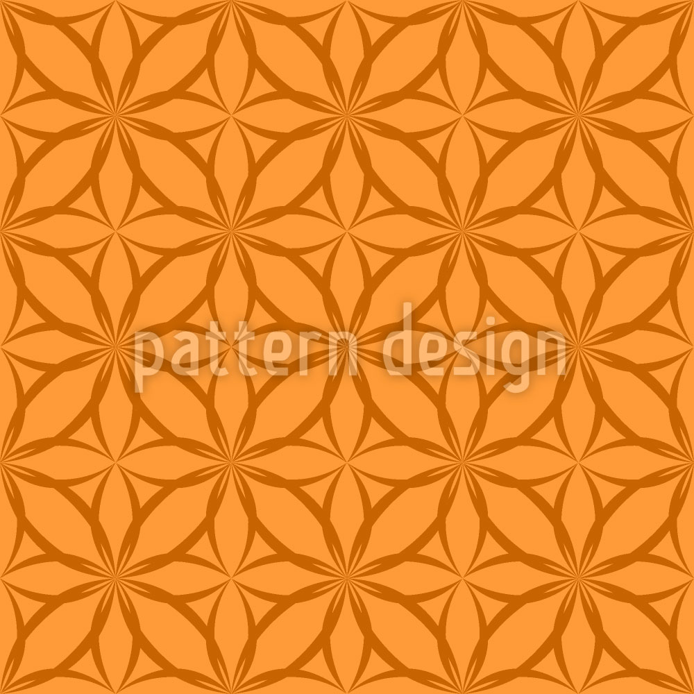 Designtapete Floral Gothica