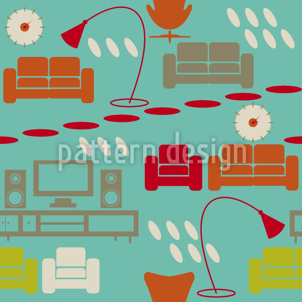 Designtapete Zu Hause