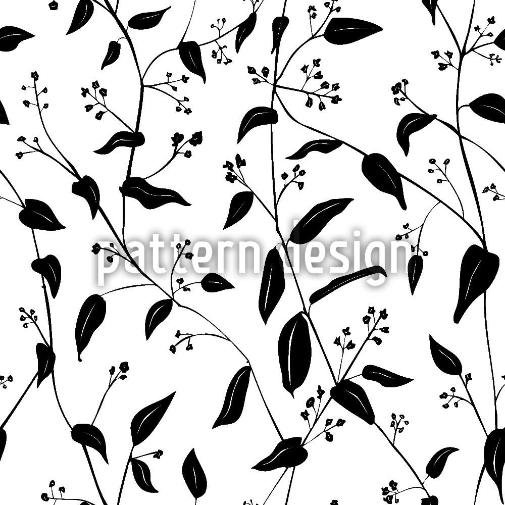 Designtapete Die Blumen Denken An Den Frühling