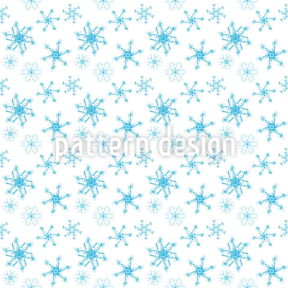 Designtapete Stern Variationen