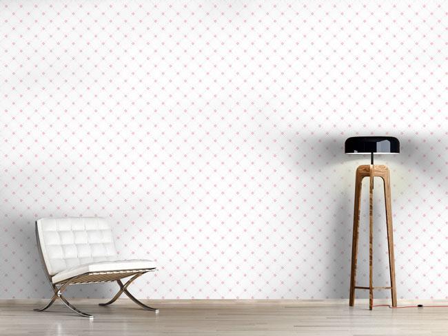 Designtapete Landhaus Klee