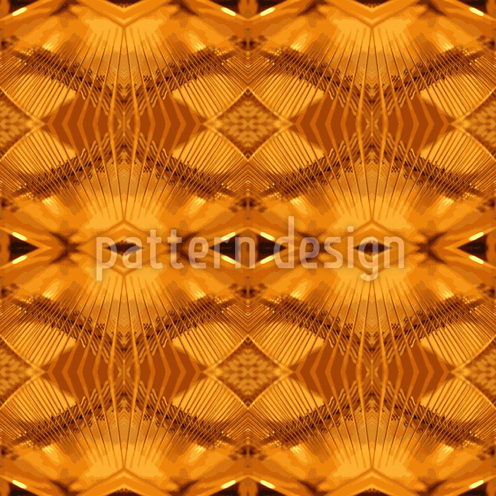 Designtapete Der Ruf Des Goldes