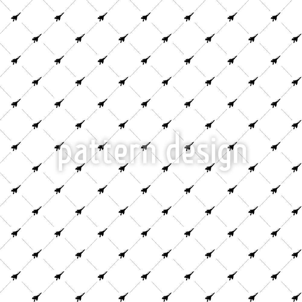 Designtapete Jet Net