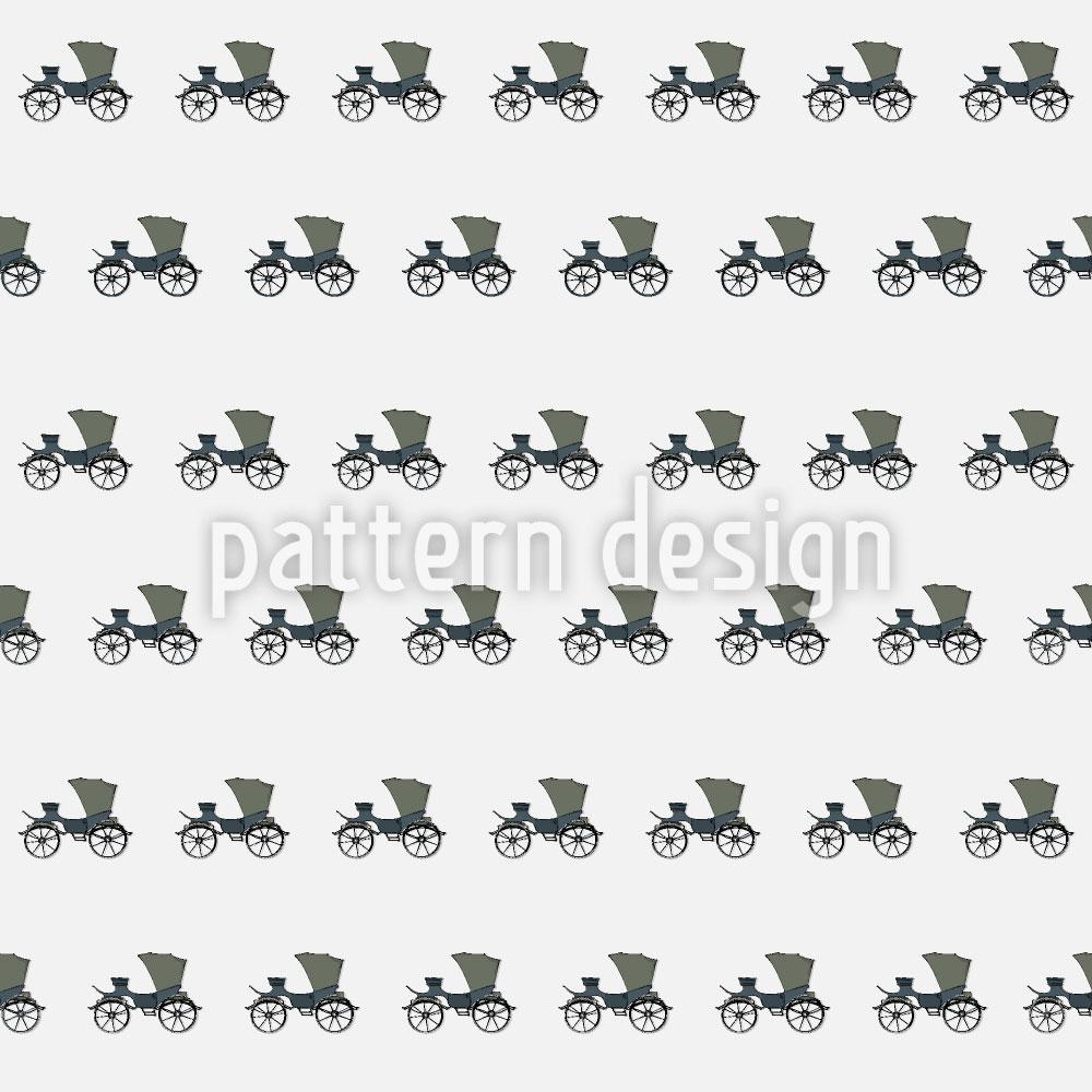 Designtapete Luxus Kutschen