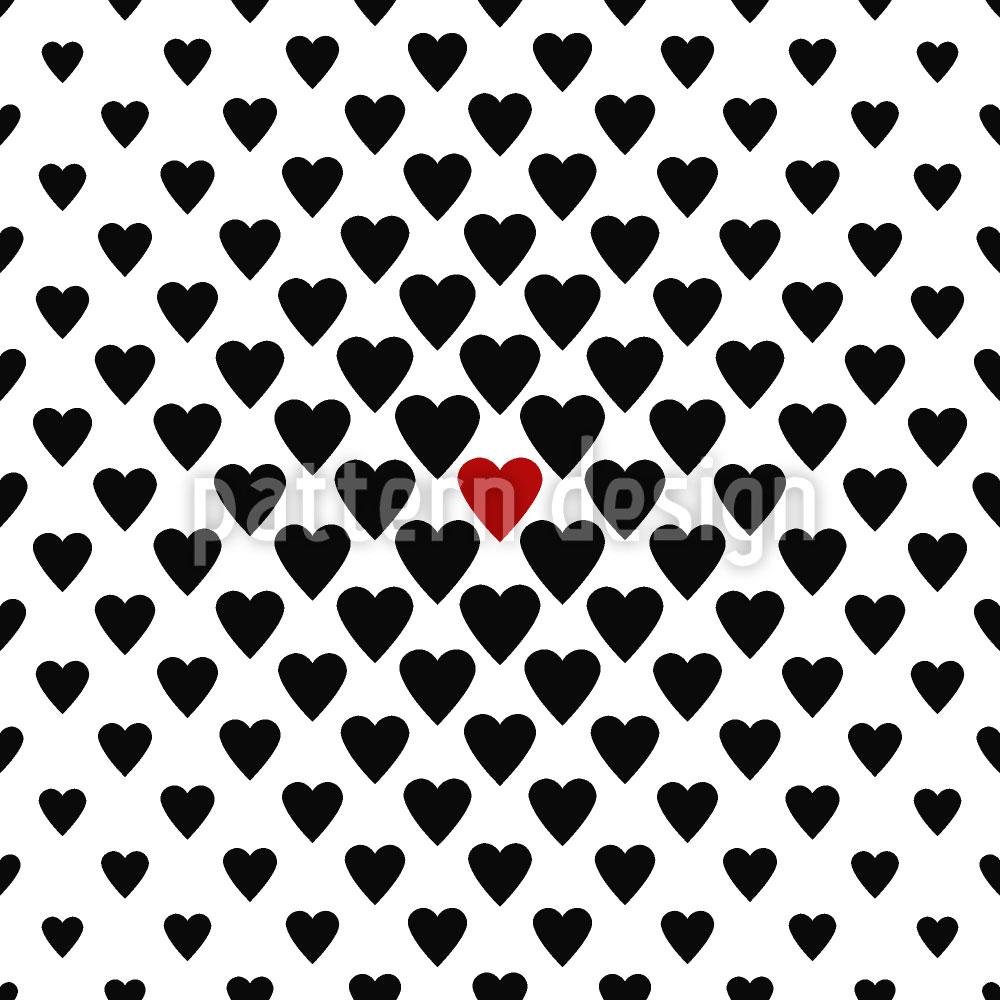 Designtapete Ein Herz In Einer Million