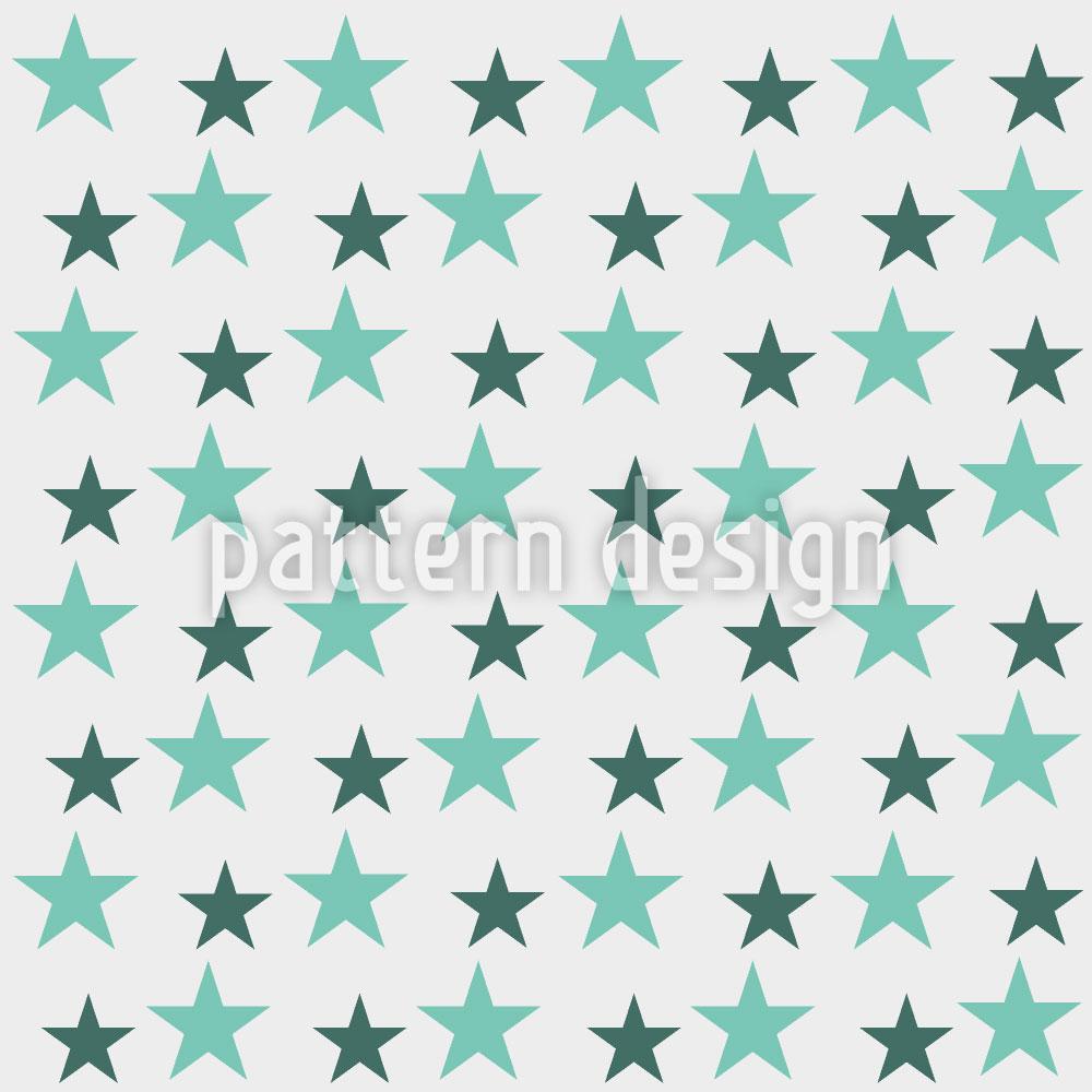 Designtapete Coole Sterne