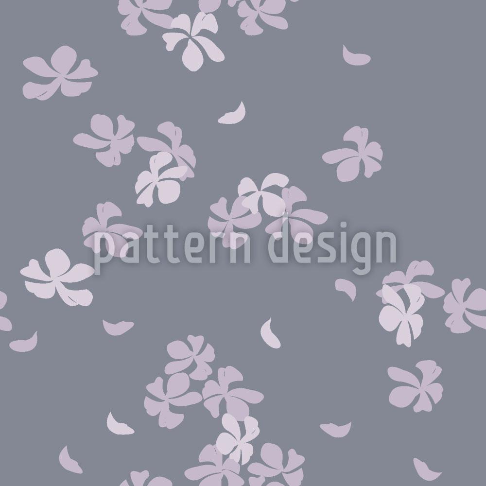 Designtapete Kirschblüten Im Wind