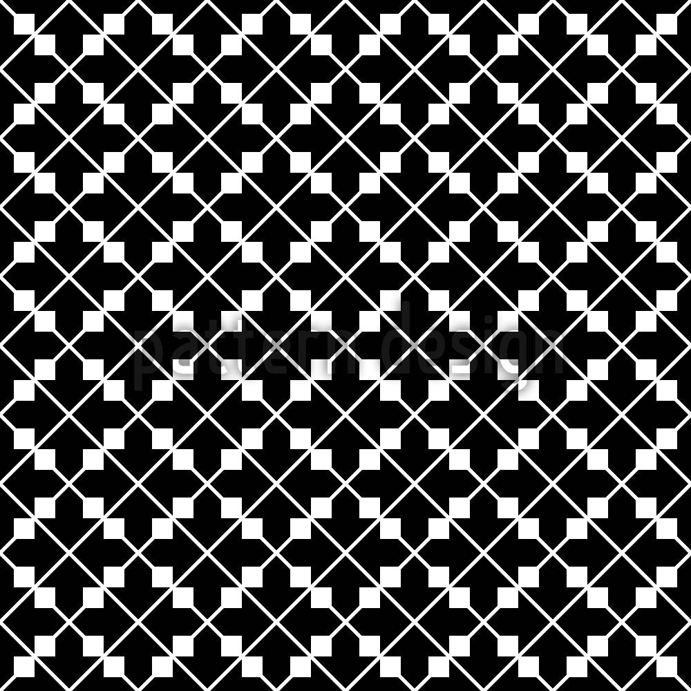 Designtapete Quadrat Paare Im Netz