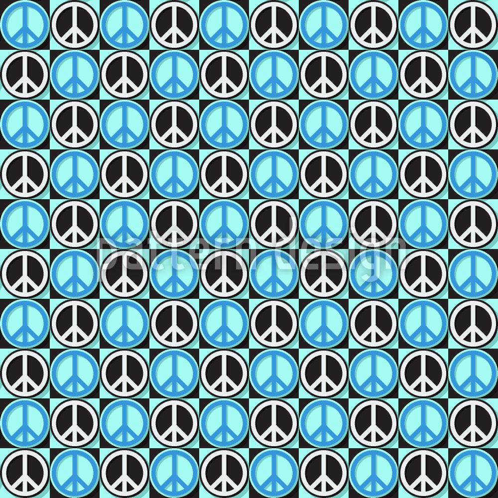 Designtapete Zeichen Des Friedens