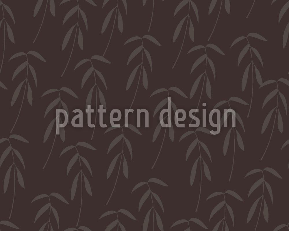 Designtapete Baby Palmen