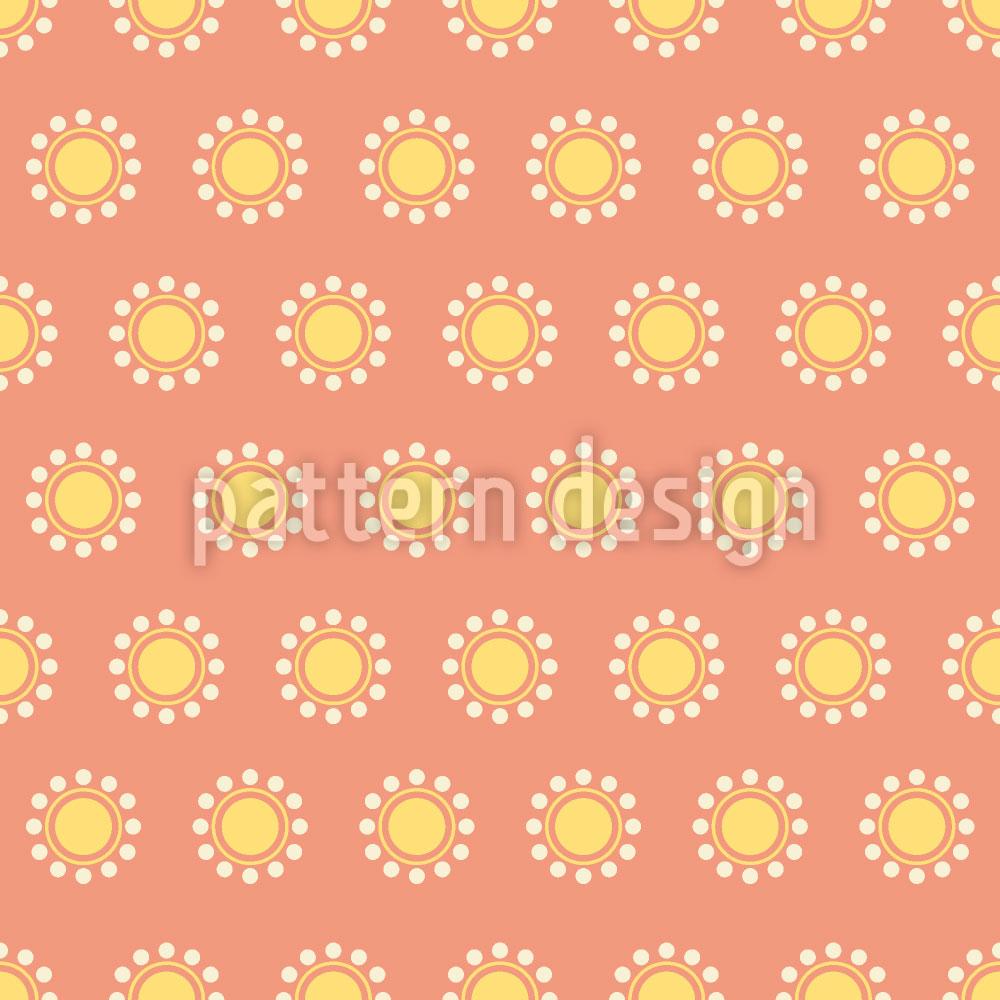 Designtapete Ein Kleiner Sonnenschein