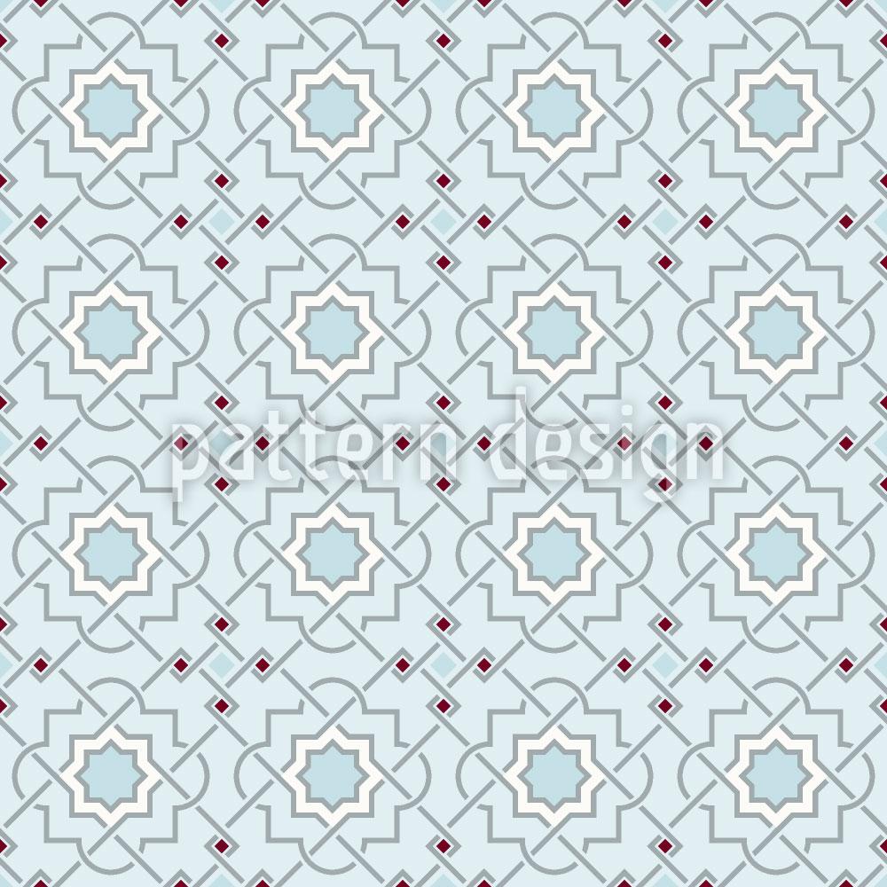 Designtapete Arabischer Winter