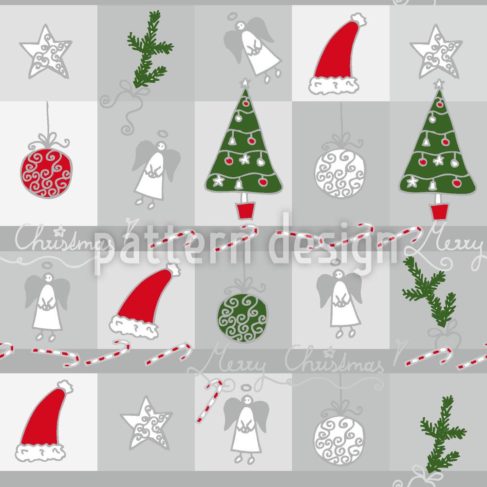 Designtapete Weihnachtstraum