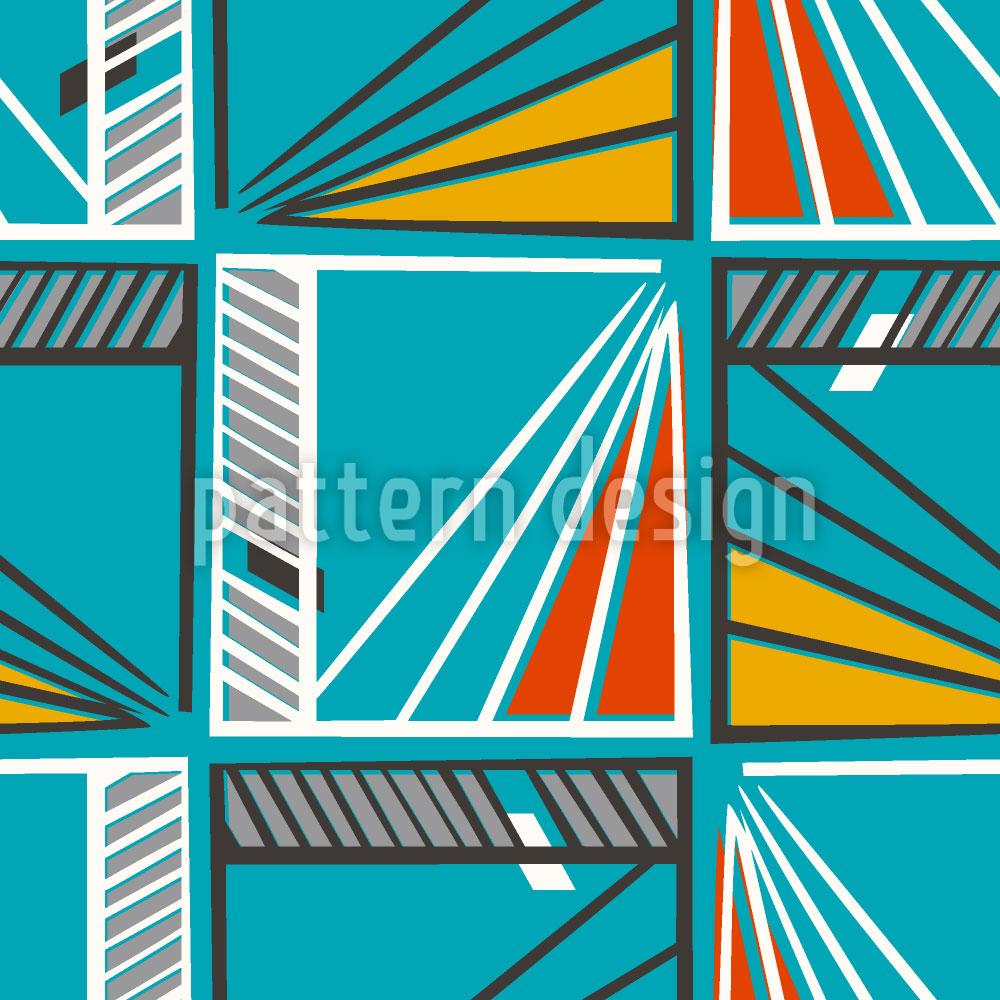 Designtapete Fenster Zur Moderne