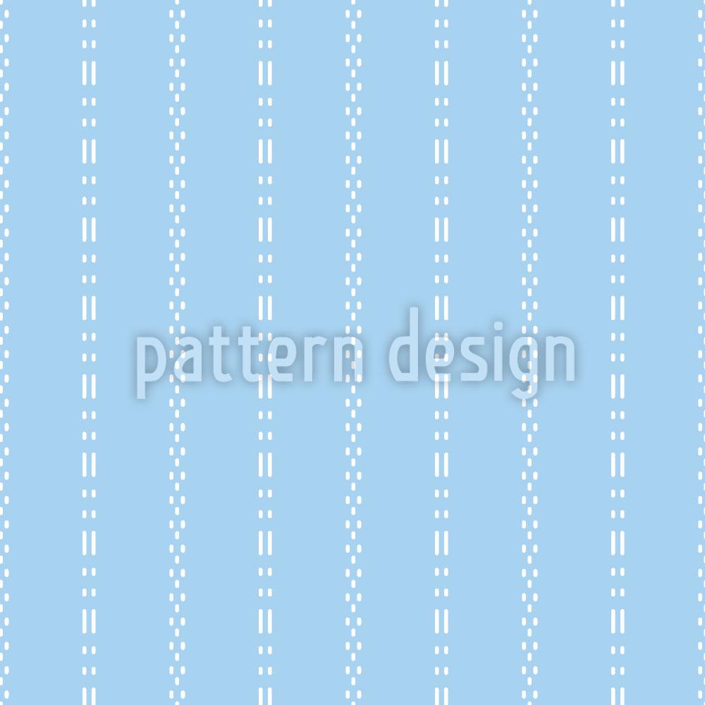 Designtapete Spuren