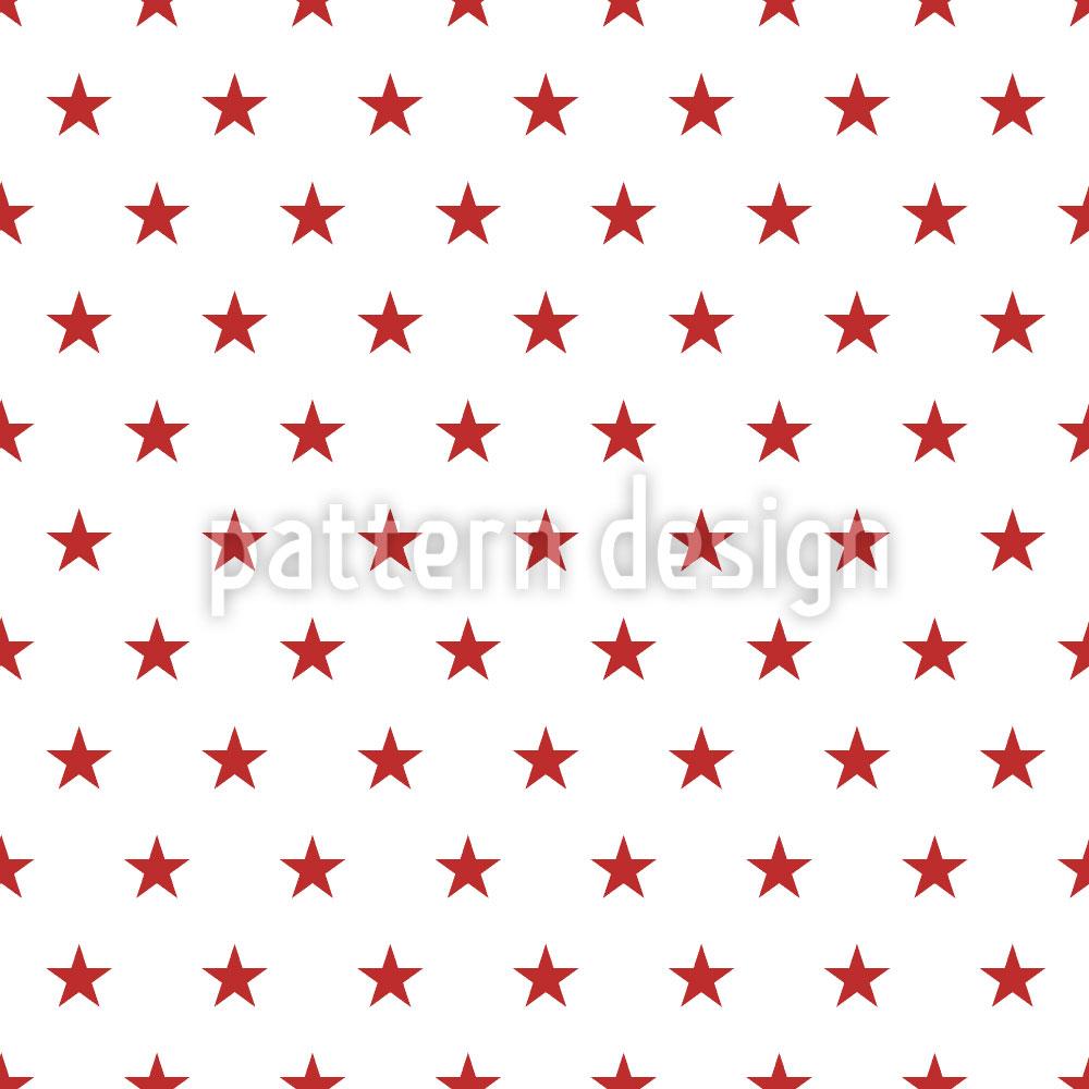 Designtapete Solitaire Sterne