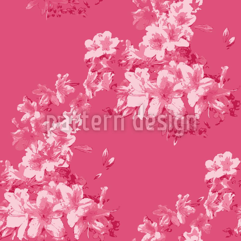 Designtapete Flora Antique