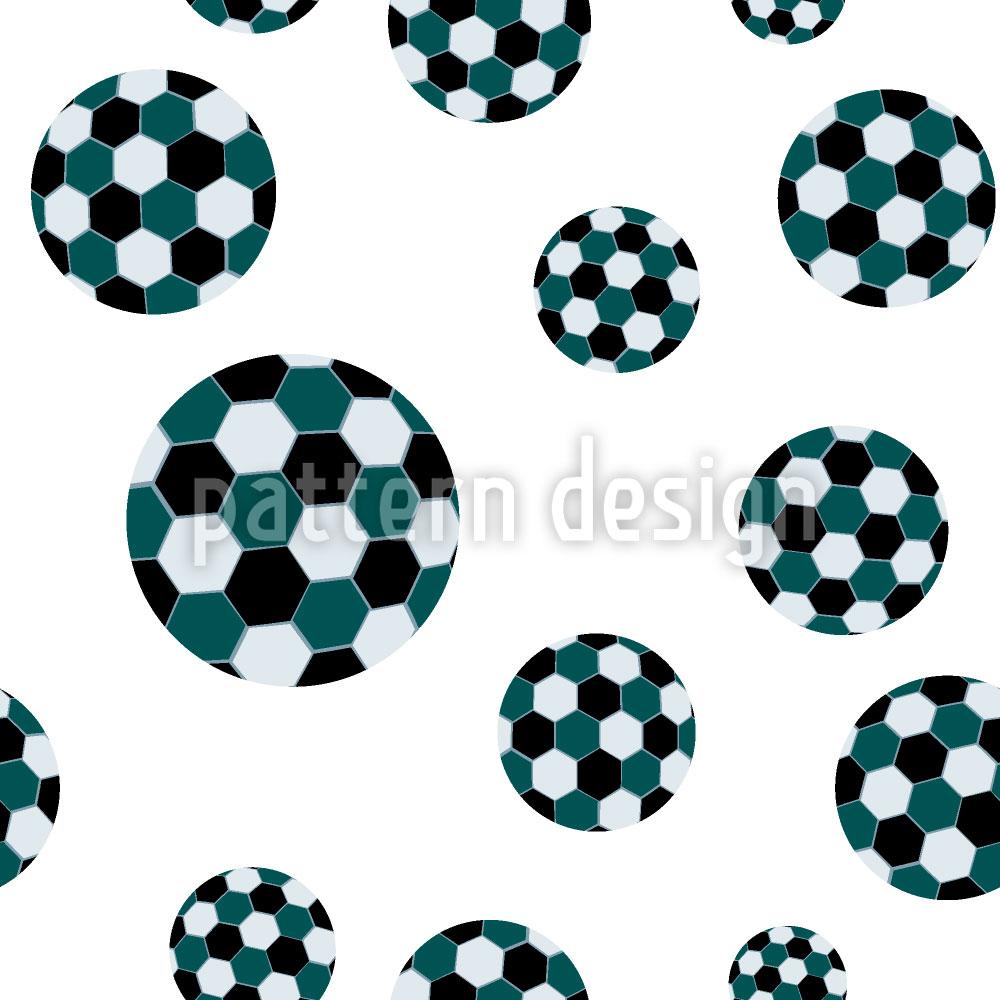 Designtapete Fussball