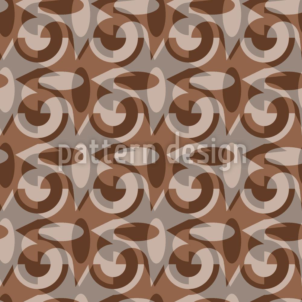 Designtapete Tesselation