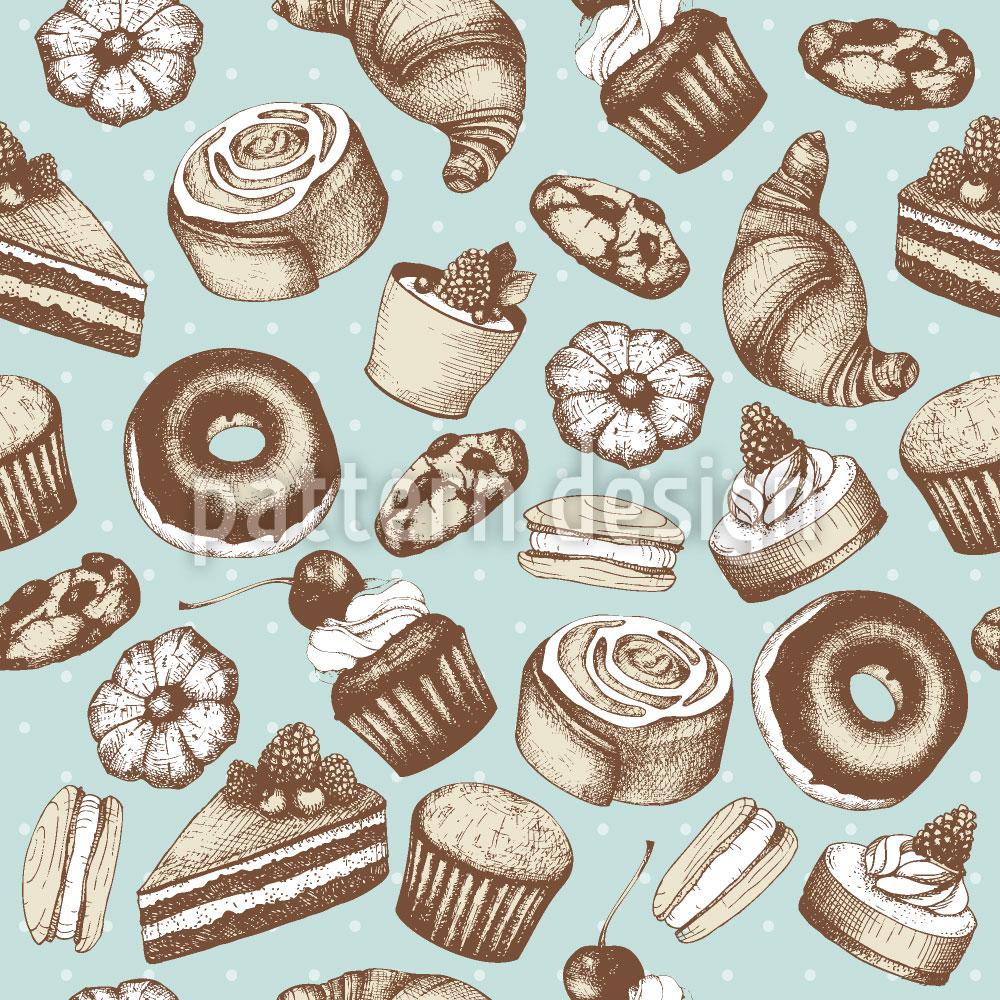 Designtapete Alte Bäckerei